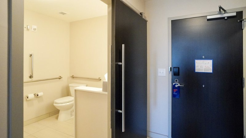 Holiday Inn Express And Suites Nashville Franklin-ADA Bathroom Accessible<br/>Image from Leonardo