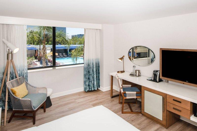 Renaissance Newport Beach Hotel-King Guest Room<br/>Image from Leonardo