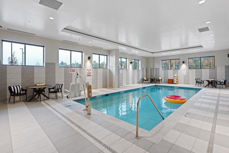 Hotel Indigo Seattle Everett Waterfront-Heated Indoor Saline Pool<br/>Image from Leonardo