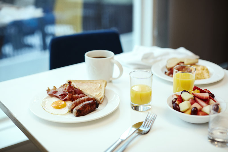 Holiday Inn St. John's Conference Centre-Breakfast<br/>Image from Leonardo