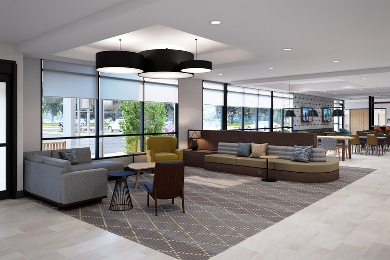 Holiday Inn Grand Rapids North-Lounge Area<br/>Image from Leonardo