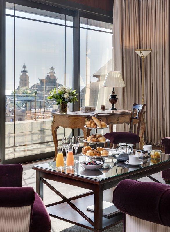 HOTEL METROPOLE MONTE CARLO-Amenities Suite Carre d'Or<br/>Image from Leonardo