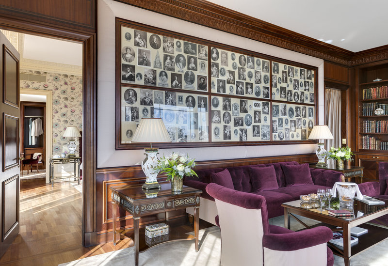 HOTEL METROPOLE MONTE CARLO-Carre d'Or Suite<br/>Image from Leonardo