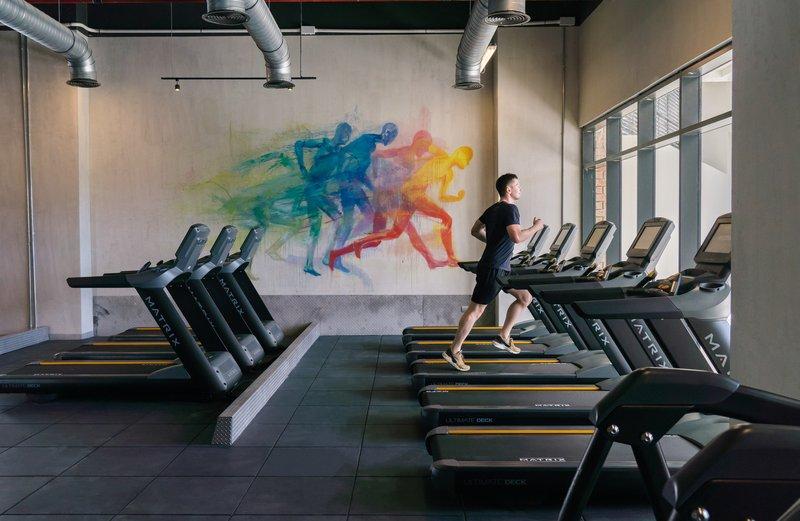 Hyatt Zilara Cap Cana  - Gym <br/>Image from Leonardo