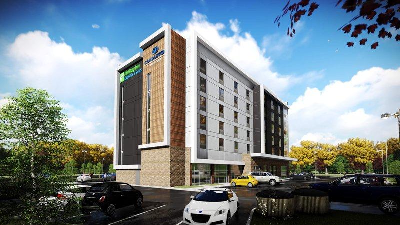 Candlewood Suites Kingston West-Hotel Exterior<br/>Image from Leonardo