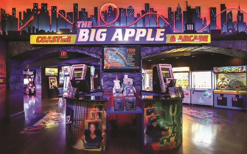 New York-New York Hotel-Arcade<br/>Image from Leonardo