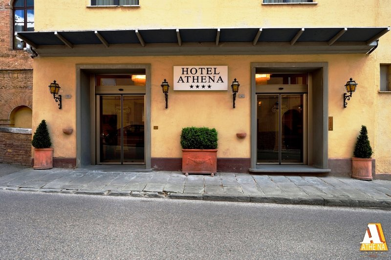 Athena Hotel-Entrance<br/>Image from Leonardo