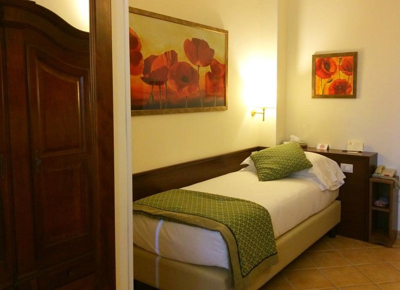 Athena Hotel-Single Room<br/>Image from Leonardo