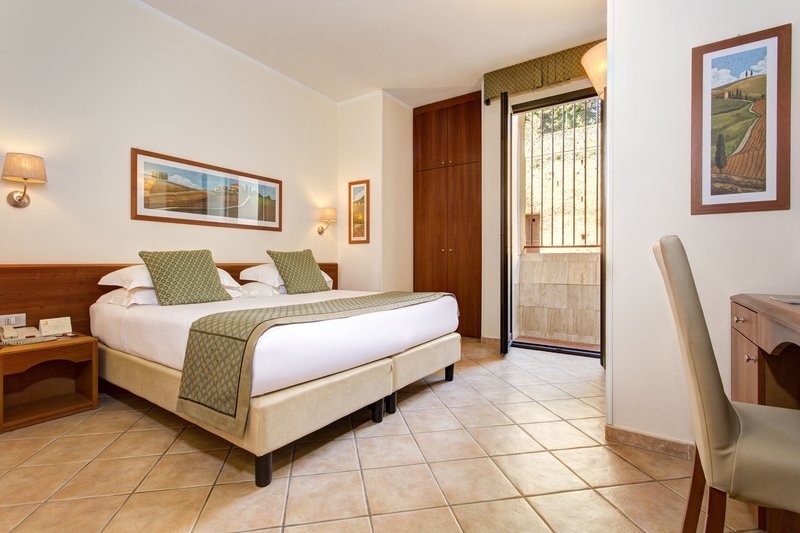 Athena Hotel-Economy Double Room<br/>Image from Leonardo
