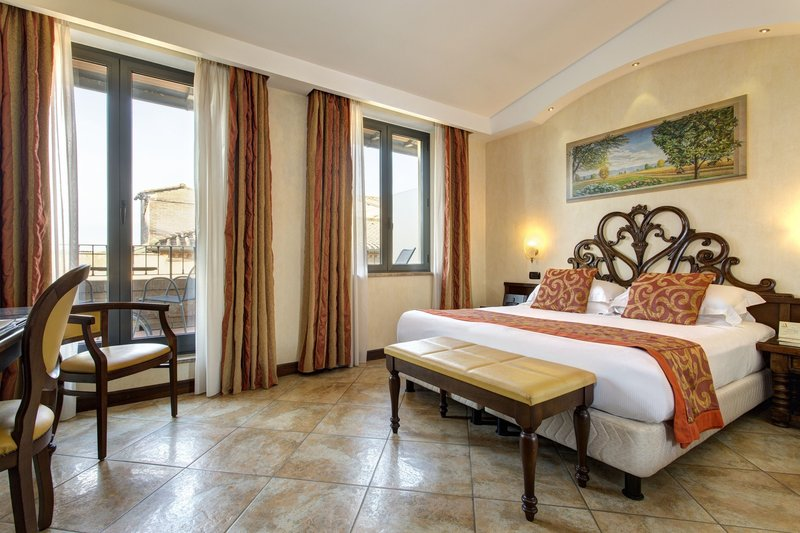 Athena Hotel-Deluxe Double Room<br/>Image from Leonardo