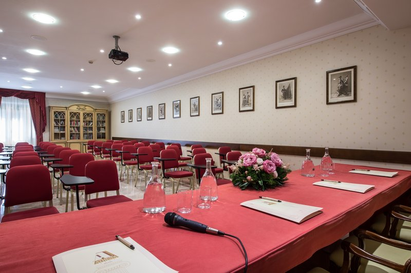 Athena Hotel-Meeting Room<br/>Image from Leonardo