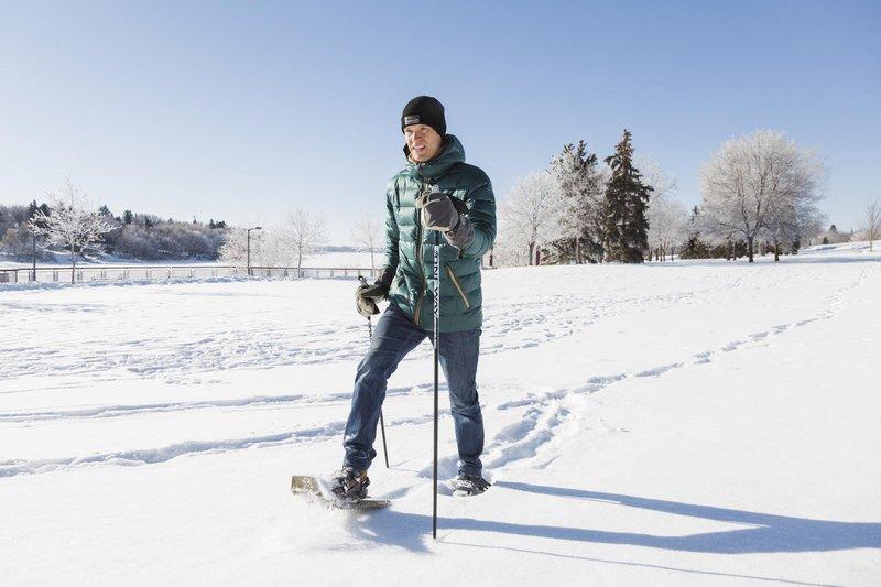 Holiday Inn Saskatoon Downtown-Winter Snowshoeing in Saskatoon<br/>Image from Leonardo