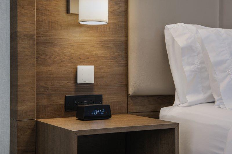 Holiday Inn Express Saskatoon Centre-Room Feature<br/>Image from Leonardo