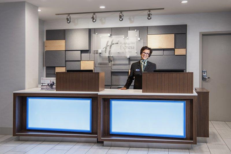 Holiday Inn Express Saskatoon Centre-Welcome to the Holiday Inn Express Saskatoon Centre<br/>Image from Leonardo