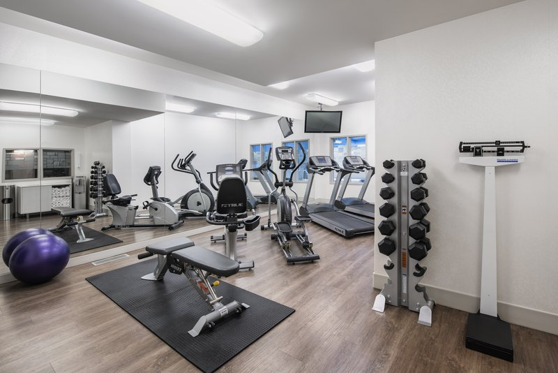 Holiday Inn Express Saskatoon Centre-Get your workout in while you stay with us<br/>Image from Leonardo