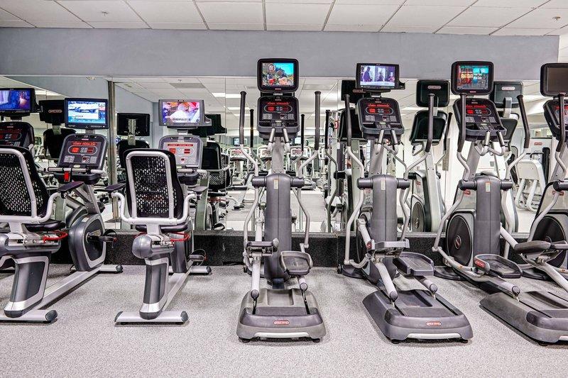 Marriott San Juan Resort - Fitness Center <br/>Image from Leonardo