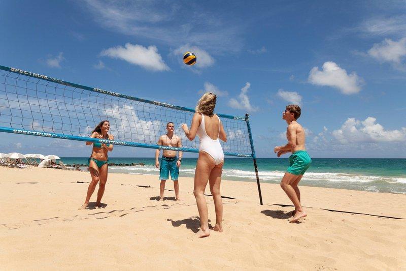 Marriott San Juan Resort - Beach Volleyball <br/>Image from Leonardo