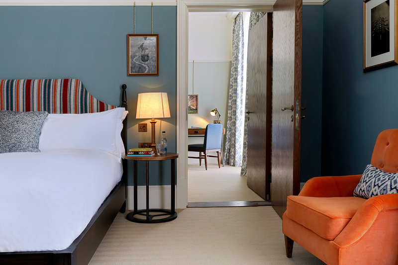 University Arms Hotel, Autograph Collection-Connecting Guest Room<br/>Image from Leonardo