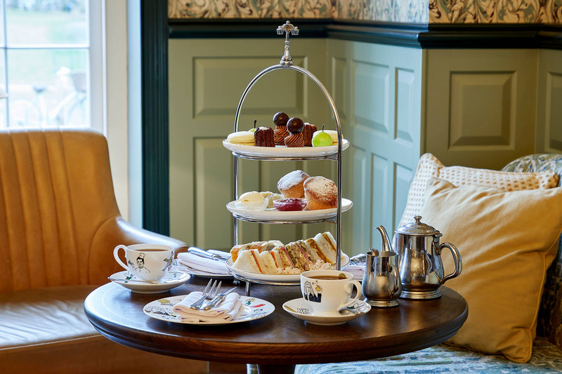 University Arms Hotel, Autograph Collection-Parker's Tavern - Afternoon Tea<br/>Image from Leonardo