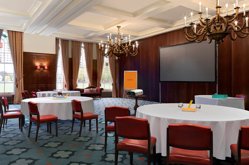 University Arms Hotel, Autograph Collection-Watson Room - Banquet Setup<br/>Image from Leonardo