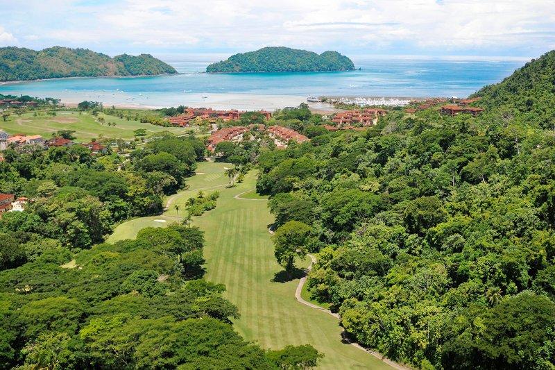 Marriott Los Suenos Ocean & Golf Resort-Resort Aerial View<br/>Image from Leonardo