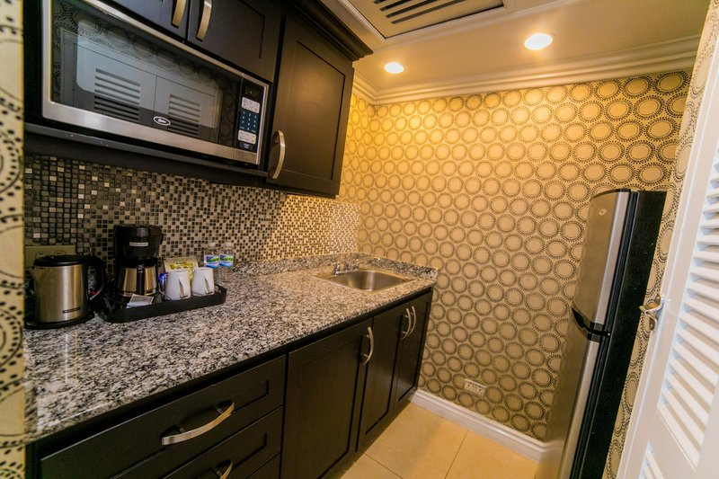 Jamaica Pegasus-Liguanea Suite Kitchenette<br/>Image from Leonardo