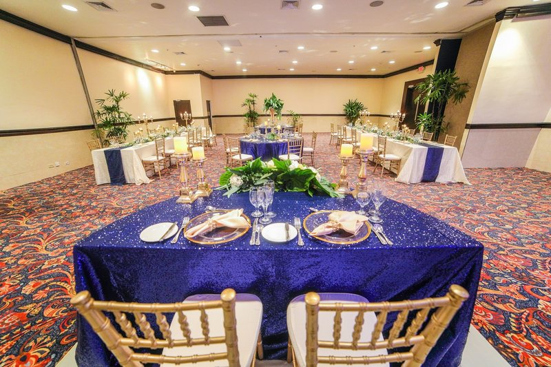 Jamaica Pegasus-Indoor Wedding<br/>Image from Leonardo