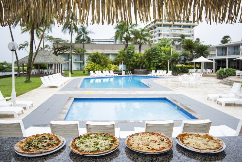 Holiday Inn Suva-Menu Item<br/>Image from Leonardo