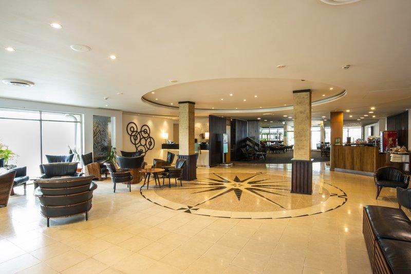 Holiday Inn Suva-Hotel Lobby<br/>Image from Leonardo