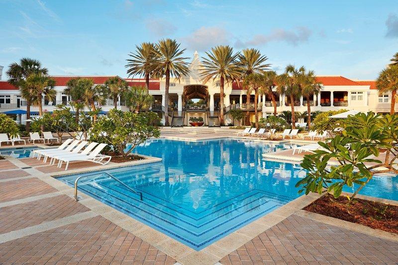 Renaissance Curacao-Main Pool<br/>Image from Leonardo
