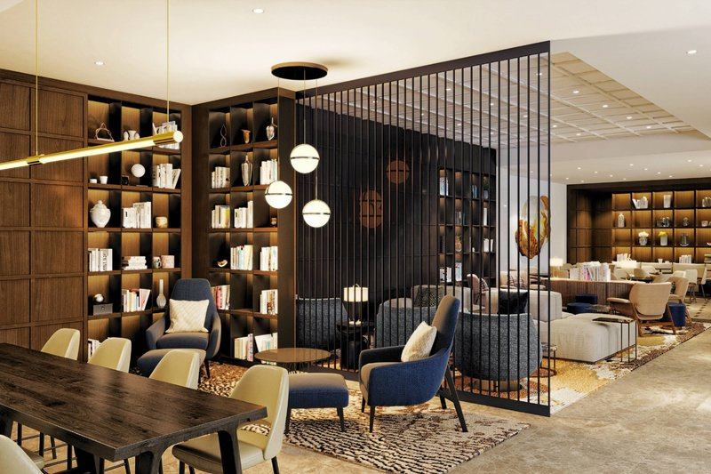 Montreal Marriott Chateau Champlain-M Club – Coming Late 2020<br/>Image from Leonardo