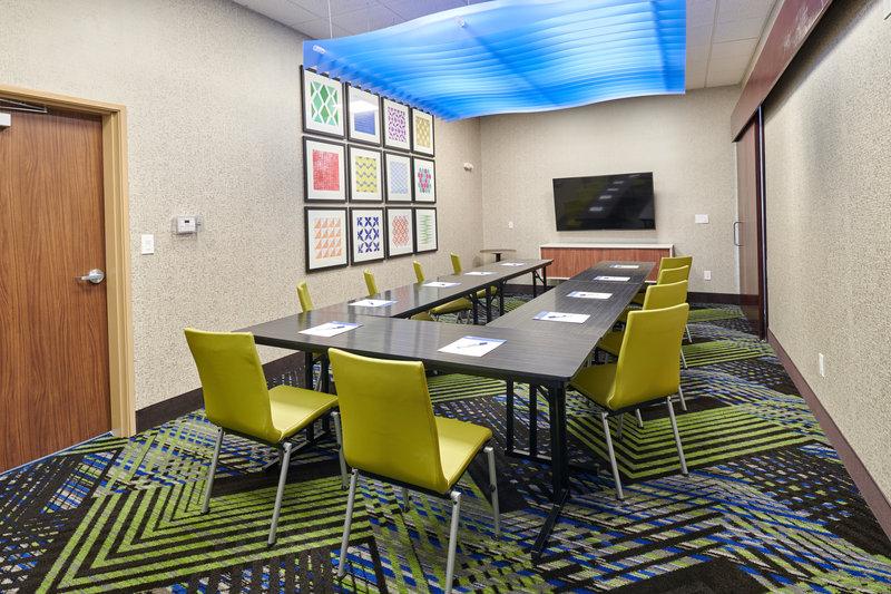 Holiday Inn Express El Paso - Sunland Park Area-Meeting Room Holiday Inn Express & Suites El Paso Sunland Park <br/>Image from Leonardo