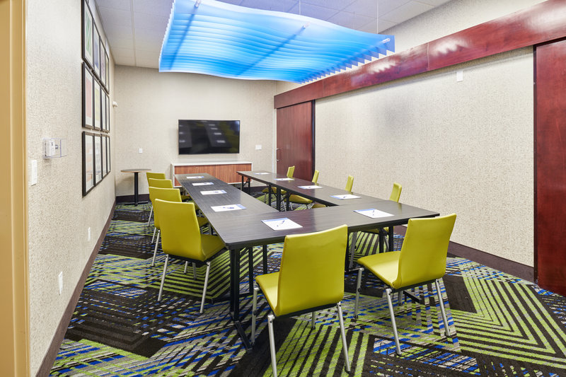 Holiday Inn Express El Paso - Sunland Park Area-Meetings, gatherings, events, training and celebrations held here.<br/>Image from Leonardo
