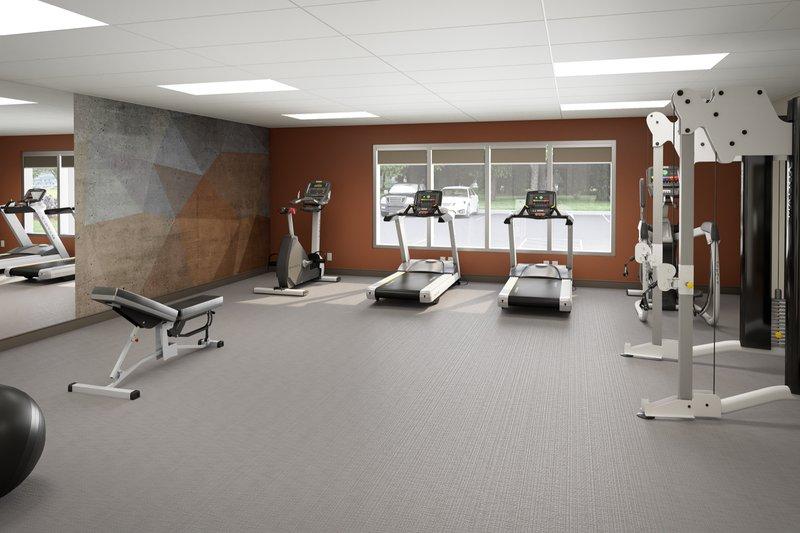 Candlewood Suites Kingston West-Fitness Center<br/>Image from Leonardo