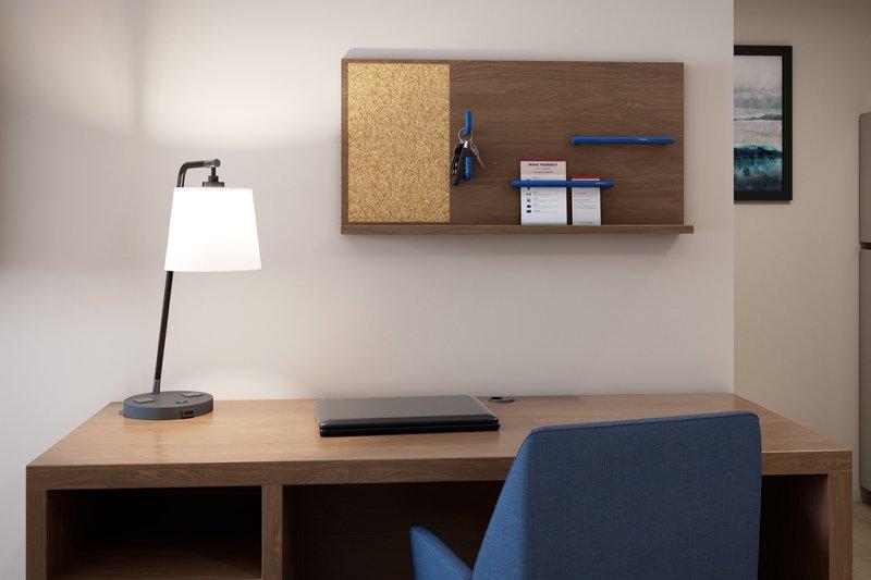 Candlewood Suites Kingston West-Guest Room<br/>Image from Leonardo