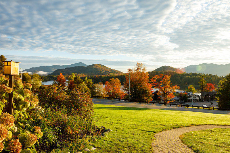 Crowne Plaza Lake Placid-Enjoy the stunning view year round<br/>Image from Leonardo