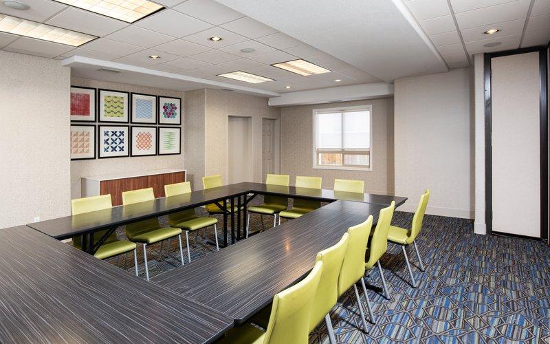 Holiday Inn Express & Suites Grande Prairie-Meeting Room<br/>Image from Leonardo