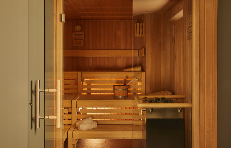 CROWNE PLAZA HAMBURG CITY ALSTER-Sauna<br/>Image from Leonardo