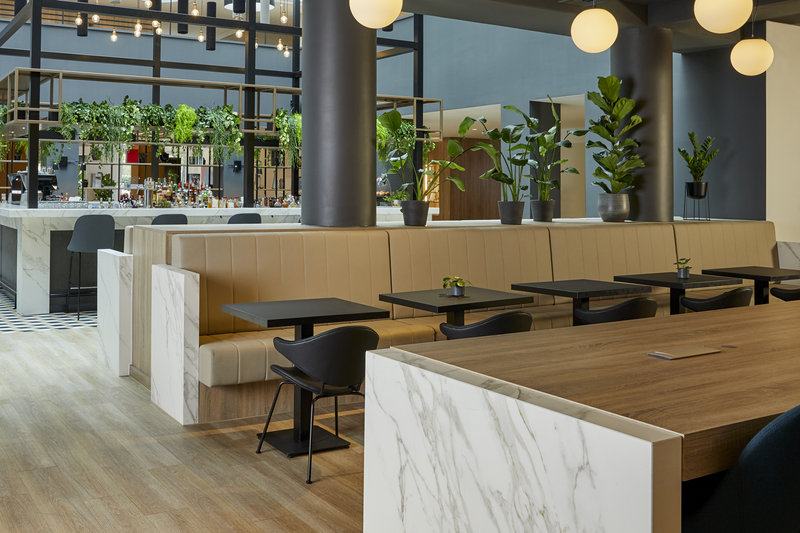 Crowne Plaza Hamburg - City Alster-Bar and Lounge<br/>Image from Leonardo