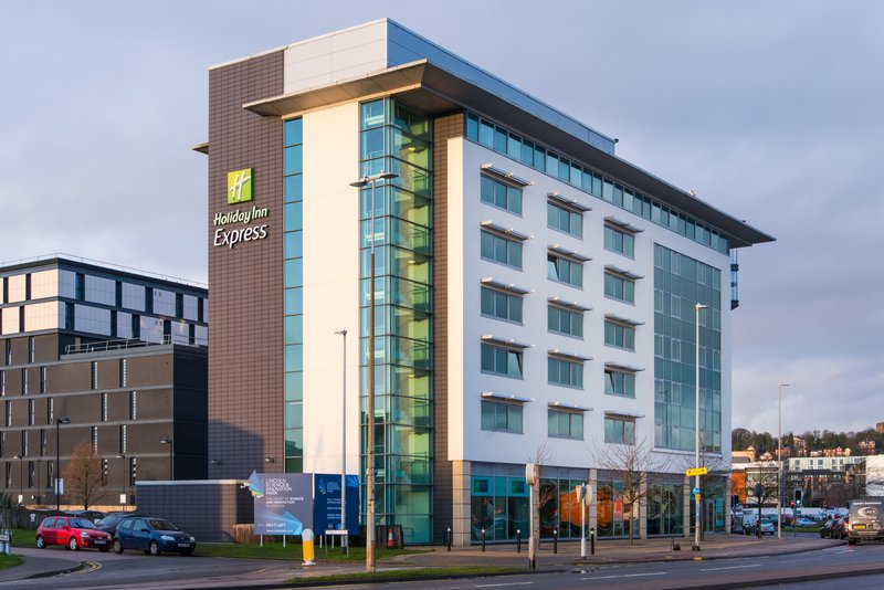Holiday Inn Express Lincoln City Centre-Modern hotel next to Lincoln University, with breakfast included<br/>Image from Leonardo