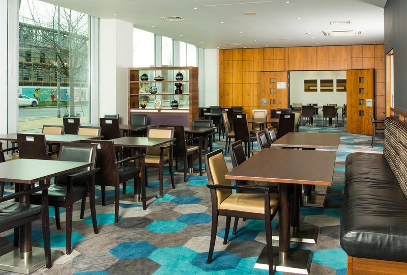 Holiday Inn Express Lincoln City Centre-The lounge is the perfect spot to work, rest, eat and drink<br/>Image from Leonardo