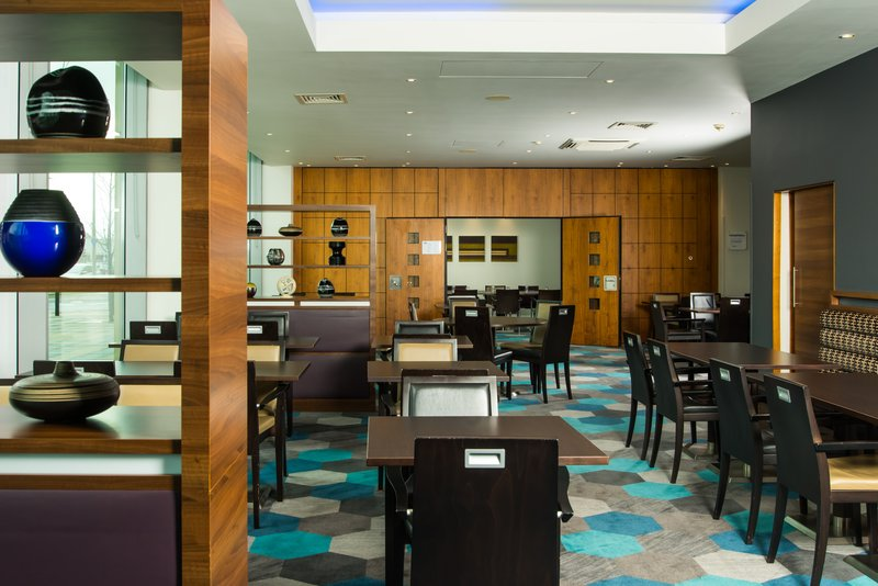 Holiday Inn Express Lincoln City Centre-We've had a mini-makeover in our lounge. What do you think?<br/>Image from Leonardo