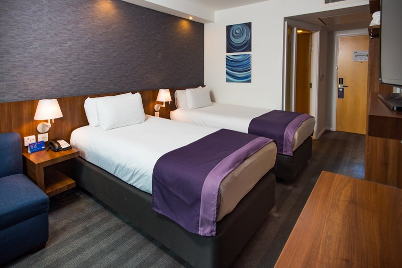 Holiday Inn Express Lincoln City Centre-Settle down for a peaceful sleep at our Lincoln hotel<br/>Image from Leonardo