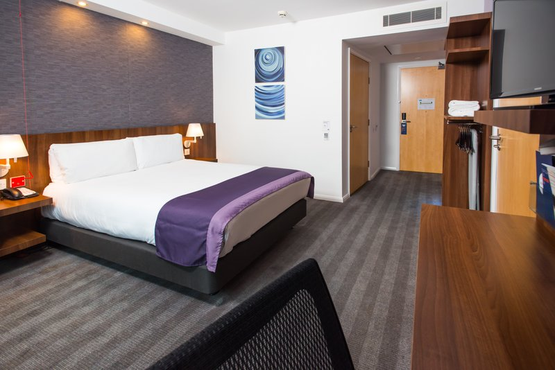 Holiday Inn Express Lincoln City Centre-Our wheelchair accessible rooms are spacious and modern<br/>Image from Leonardo