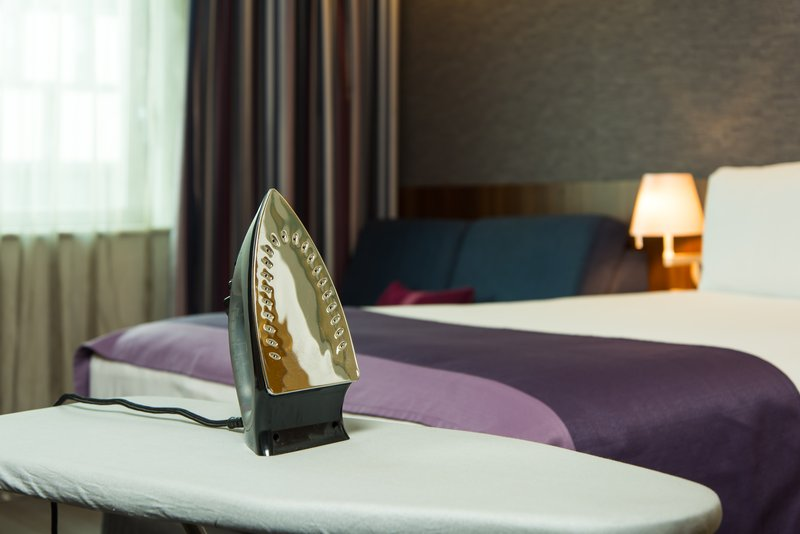 Holiday Inn Express Lincoln City Centre-You'll find an iron and ironing board in your room <br/>Image from Leonardo