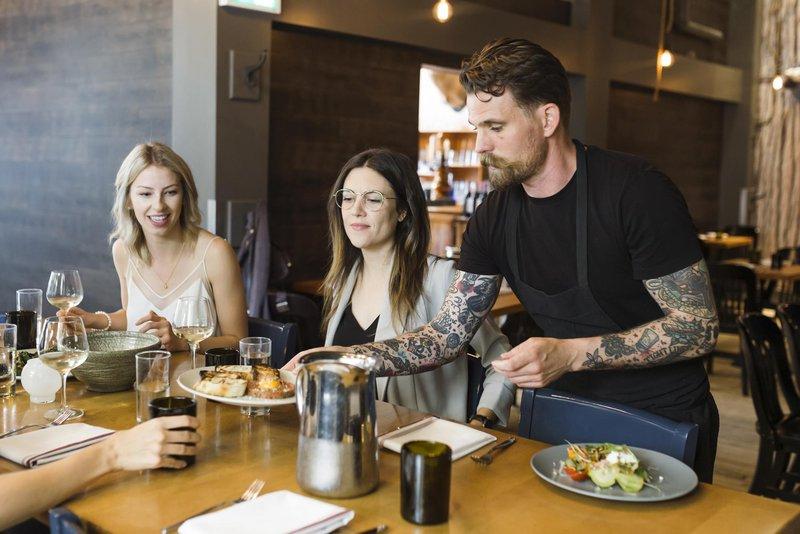 Holiday Inn Saskatoon Downtown-Chef Dale McKay from Ayden Kitchen & Bar<br/>Image from Leonardo