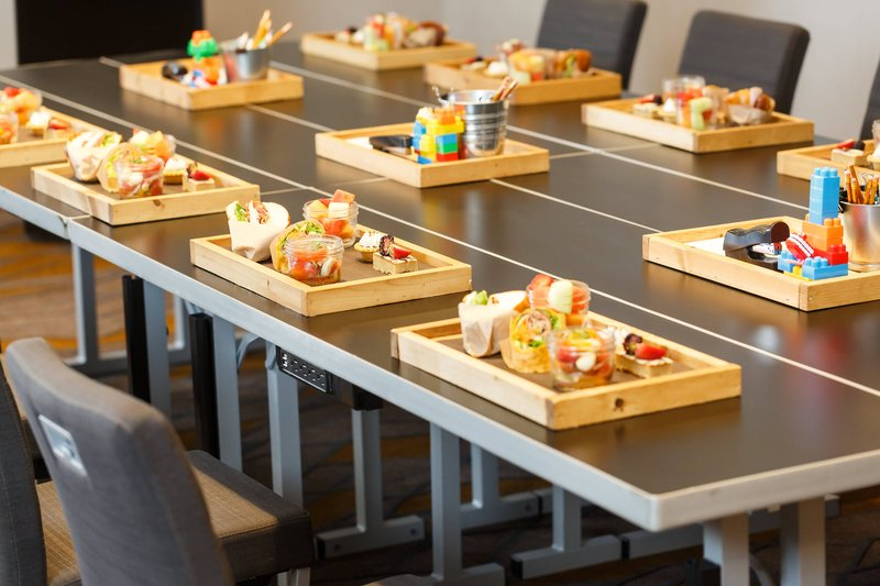Calgary Marriott Hotel-Sunalta - Catering<br/>Image from Leonardo