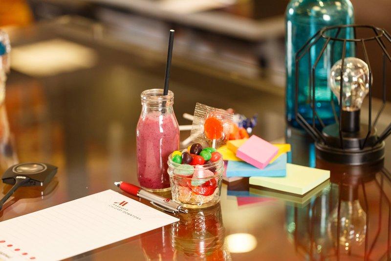 Calgary Marriott Hotel-Acadia - Catering<br/>Image from Leonardo