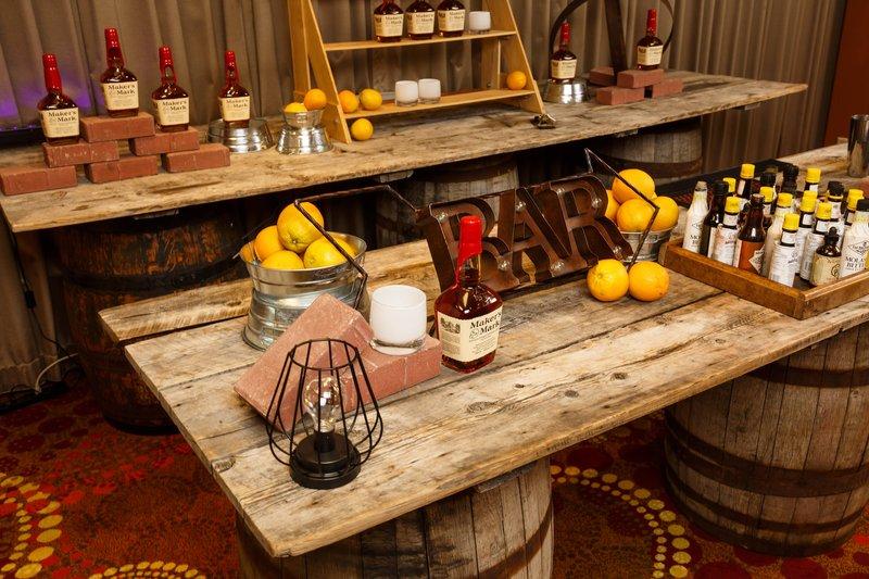 Calgary Marriott Downtown Hotel-Acadia - Whiskey Bar<br/>Image from Leonardo