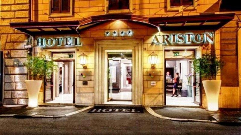 Ariston Hotel-Exterior View<br/>Image from Leonardo